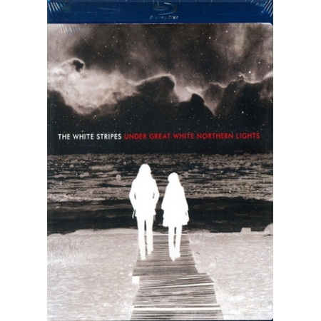 WHITE STRIPES  -  UNDER GREAT WHITE NORTHERN LIGHTS(1 DISC)