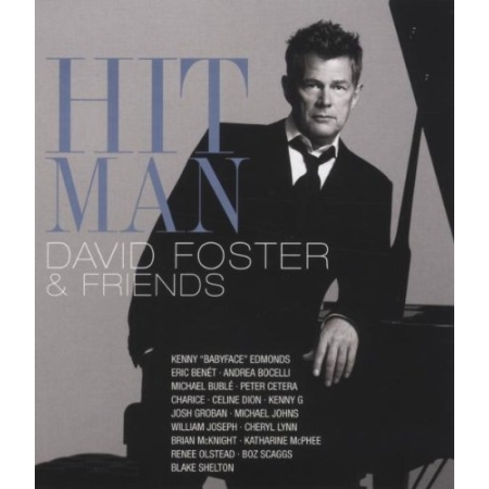 DAVID FOSTER&FRIENDS  -  HIT MAN