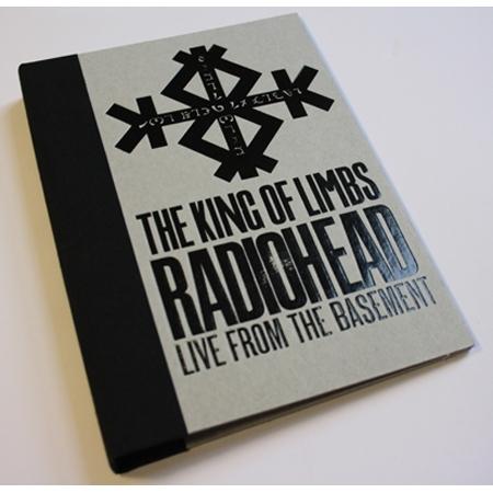 ラジオヘッド - キング・オブ・リムス:ライブフロムベイスモントゥ(1 DISC)