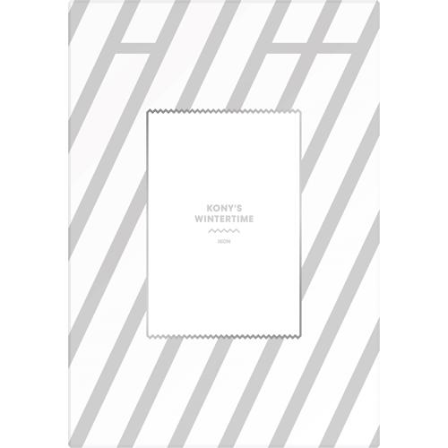 アイコン(iKON) -  iKON:KONY'S WINTERTIME(2 DISC /予約購入特典フォトカード1種贈呈:〜2/21)