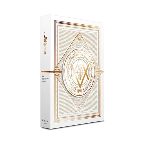 ビックス(VIXX) - ビックスライブファンタジアエリュシオン(VIXX LIVE FANTASIA ELYSIUM)DVD