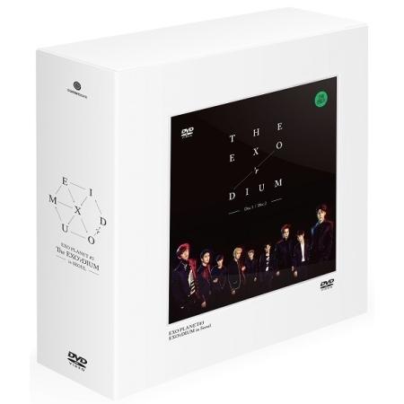 エキソ(EXO) -  EXO PLANET#3 THE EXO'RDIUM  -  IN SEOUL LIVE DVD(3 DISC)