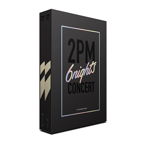 2PM  -  2017 2PM CONCERT [6NIGHTS](3 DISC)