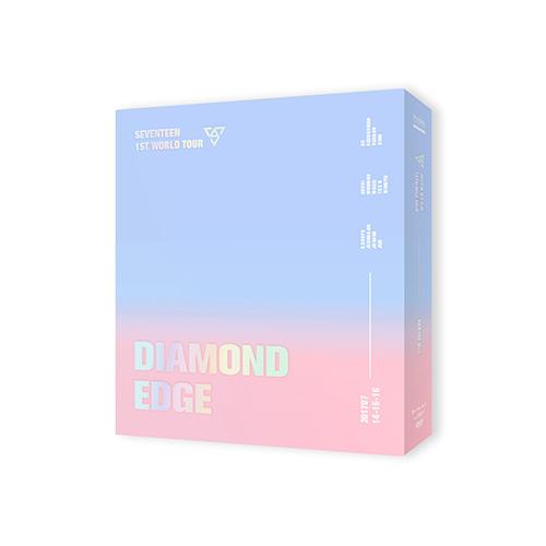 セブンティーン(SEVENTEEN) -  2017 SEVENTEEN 1ST WORLD TOUR DIAMOND EDGE IN SEOUL CONCERT DVD
