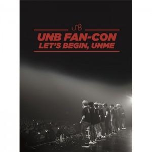 ユエン非 -  2018 UNB Fan-Con [LET'S BEGIN、UNME] DVD