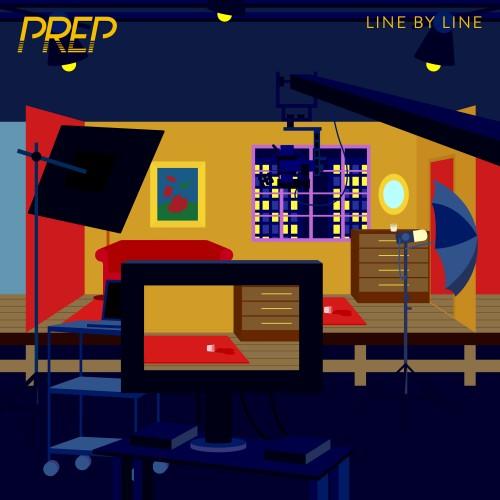 PREP(プレップ) -  3RD EP [LINE BY LINE]