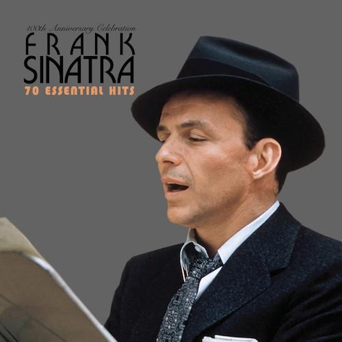 FRANK SINATRA(フランク・シナトラ) -  70 ESSENTIAL HITS:100TH ANNIVERSARY CELEBRATION(3CD全曲リマスタリング)