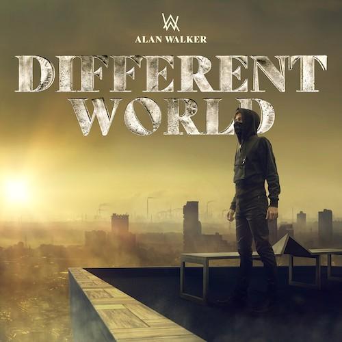 ALAN WALKER(アランウォーカー) -  [DIFFERENT WORLD] / S20499C