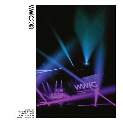 WINNER(ウィンナー) -  [WINNER PRIVATE STAGE WWIC 2018 PHOTOBOOK] LIMITED EDITION