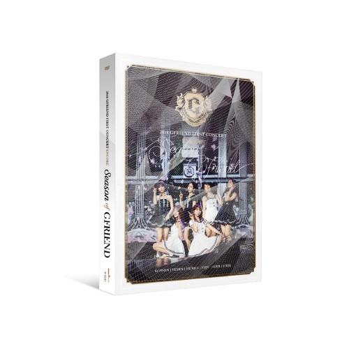 ガールフレンド -  [2018 GFRIEND FIRST CONCERT(SEASON OF GFRIEND)ENCORE] DVD