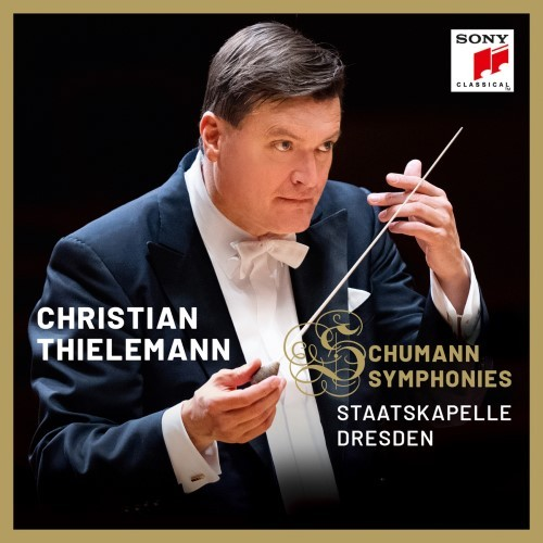 CHRISTIAN THIELEMANN(クリスティアンティルレーマン) -  [SCHUMANN SYMPHONIES](2CD)