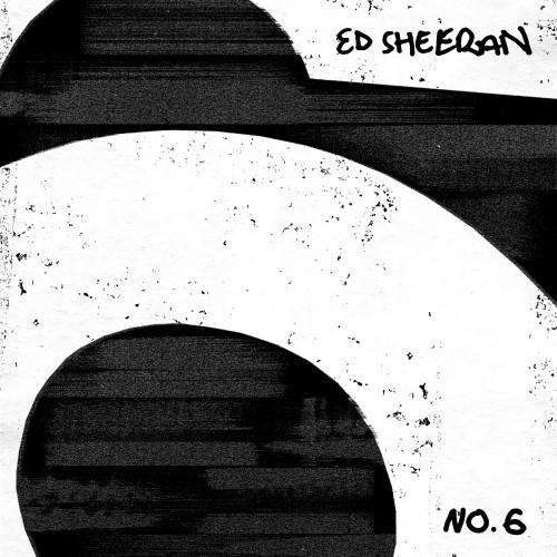 ED SHEERAN(エドシロン) -  [NO.6 COLLABORATIONS PROJECT](EU輸入盤)