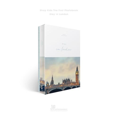 ストレイキッド(Stray kids) -  Stray kids First Photobook [Stay in London]