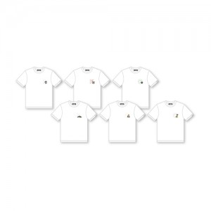 2PM - A11 TIME 2PM OFFICIAL MD / 티셔츠(T-SHIRT)