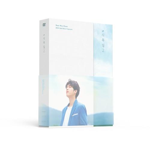 ナムオヒョン(NAM WOO HYUN) -  [ナムオヒョン2019 2nd Solo Concert [植樹祭2】DVD]