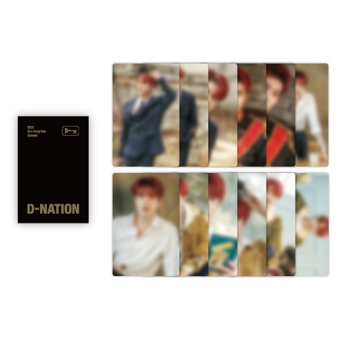 ギムドンハン(KIM DONG HAN) -  [D-NATION] / PHOTOCARD SET(フォトカートセット)