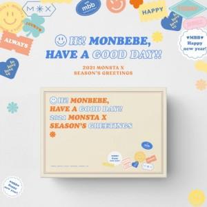 モンスターX(MONSTA X) -  2021シーズングリーティング(2021 SEASON'S GREETINGS)