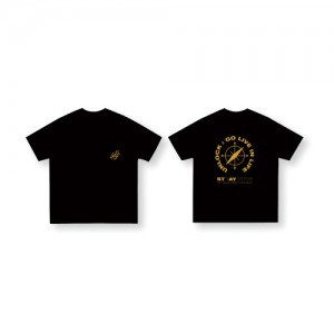 STRAY KIDS(Stray Kids)-[Unlock: GO LIVE IN LIFE] Short T shirts T-SHIRT