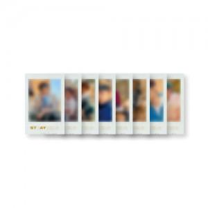 STRAY KIDS(Stray Kids)-[Unlock: GO LIVE IN LIFE] Polaroid Set POLAROID SET