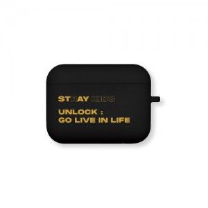 STRAY KIDS(스트레이 키즈) - [Unlock : GO LIVE IN LIFE] 에어팟 프로 케이스 AIRPODS PRO CASE