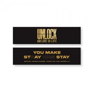 STRAY KIDS(Stray Kids)-[Unlock: GO LIVE IN LIFE] Slogan SLOGAN