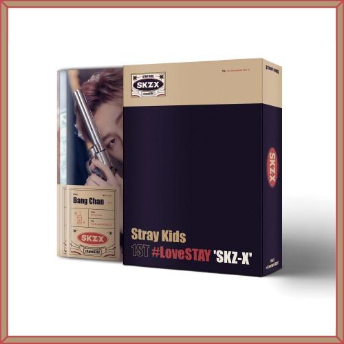 STRAY KIDS(Stray Kids)-[1ST#LoveSTAY'SKZ-X'] Photobook Set PHOTO BOOK SET