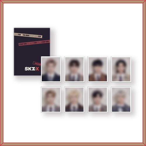 STRAY KIDS(Stray Kids)-[1ST#LoveSTAY'SKZ-X'] ID Photo Set ID PICTURE SET