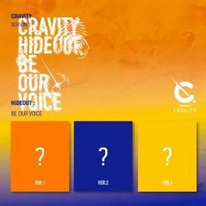 CRAVITY (크래비티) - CRAVITY SEASON3. [HIDEOUT: BE OUR VOICE] 랜덤