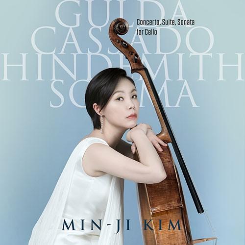 첼리스트 김민지 - 첫 독집 앨범 [Gulda, Cassado, Hindemith, Solima: Concerto, Suite, Sonata for Cello]