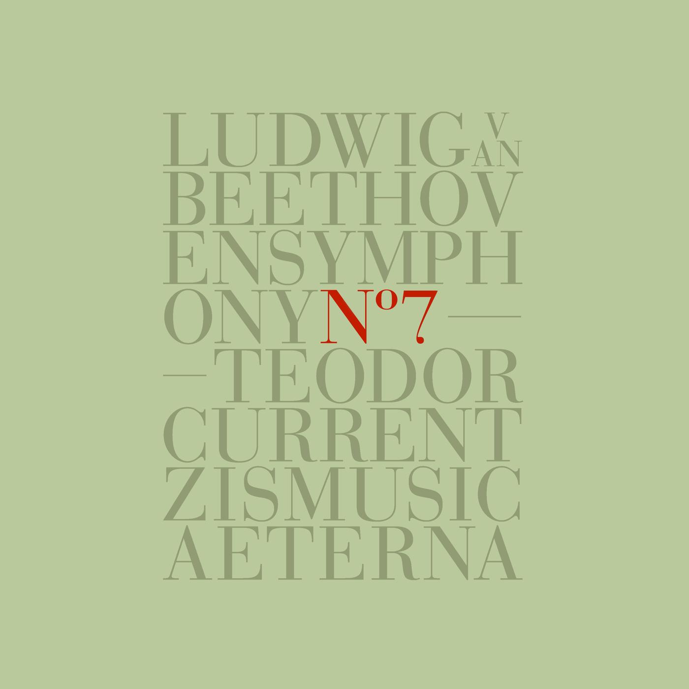 테오도르 쿠렌치스 & 무지카 에테르나 (Teodor Currentzis & MusicAeterna) - [베토벤 교향곡 제 7번](Beethoven Symphony No.7)