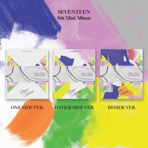 세븐틴 (SEVENTEEN) - 8th Mini Album [Your Choice] 랜덤