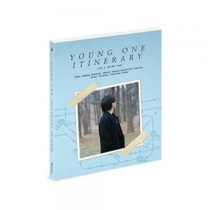 영케이(DAY6 - YOUNG K)  - 포토에세이 시즌2 [YOUNG ONE ITINERARY - STOP2: METRO TOUR]