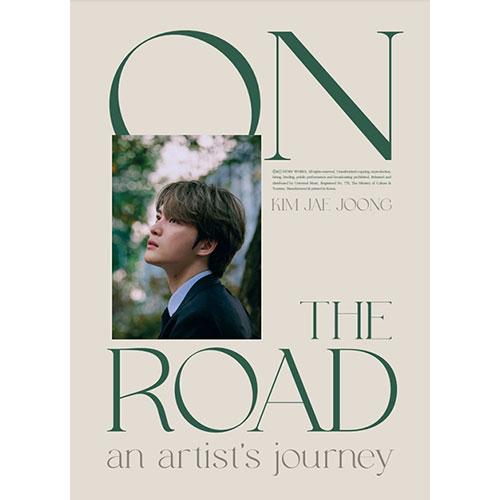 김재중(KimJaeJoong) -  [ON THE ROAD an artist's journey]