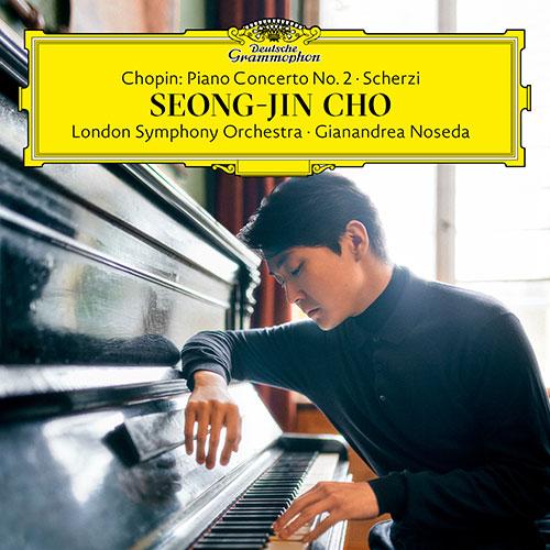 조성진(Cho Seong-Jin), 지아난드레아 노세다, 런던 심포니 오케스트라 - [쇼팽 피아노 협주곡 2번 & 스케르초] Delux ver. **초도한정 포토카드 증정**