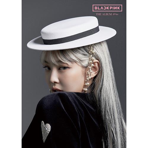 [교환반품불가] 블랙핑크 (BLACKPINK) - 1st FULL ALBUM [THE ALBUM] (JP Ver.) (JENNIE Ver.) (수입반)
