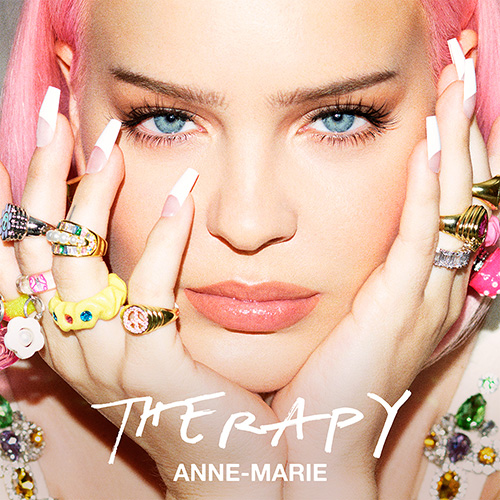 Anne-Marie - [Therapy] (수입반)