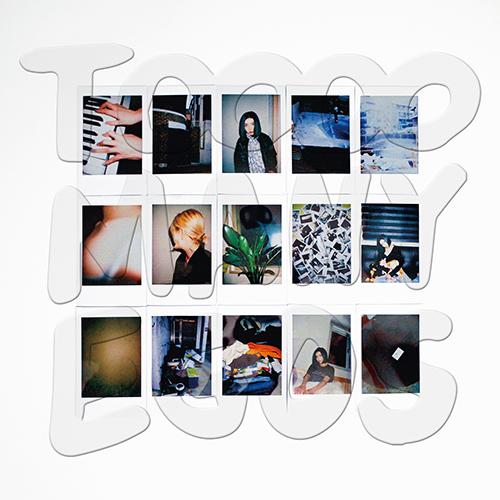 [반품교환불가] 저드(jerd) - [Too Many Egos] LP (500장 오픈 에디션)