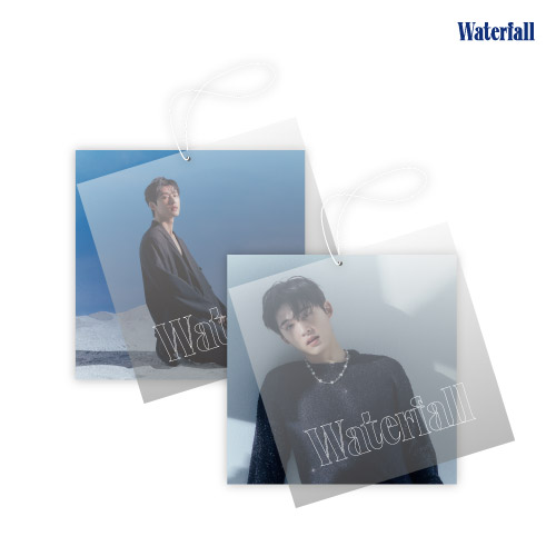 B.I [Waterfall] OFFICIAL MD 페이퍼 샤쉐 Paper Sachet