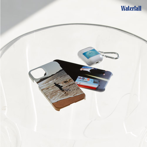 B.I [Waterfall] OFFICIAL MD 아이폰 케이스 iPhone Case