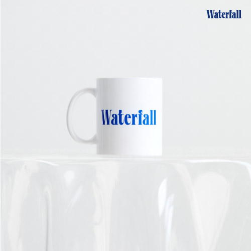 B.I [Waterfall] OFFICIAL MD 머그컵 Mug Cup