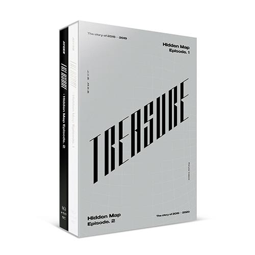 에이티즈 (ATEEZ) - ATEEZ TREASURE : [Hidden Map Package]