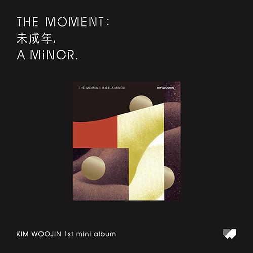 김우진 - [The moment : 未成年, a minor.] (Version A)