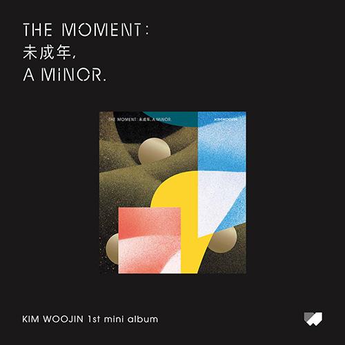 김우진 - [The moment : 未成年, a minor.] (Version B)