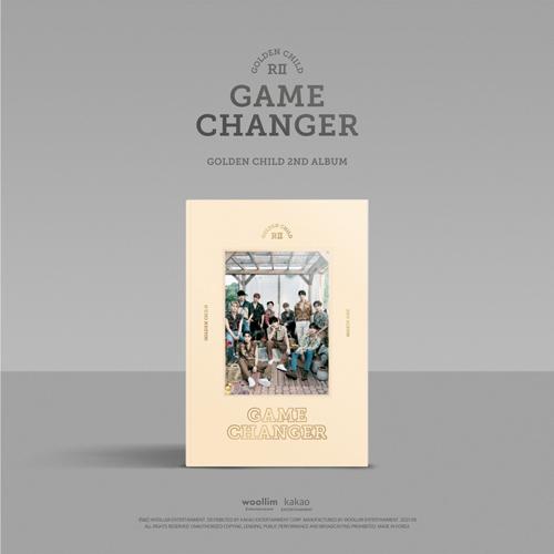골든차일드 (Golden Child) - 2nd Album [Game Changer] 일반반 A ver.