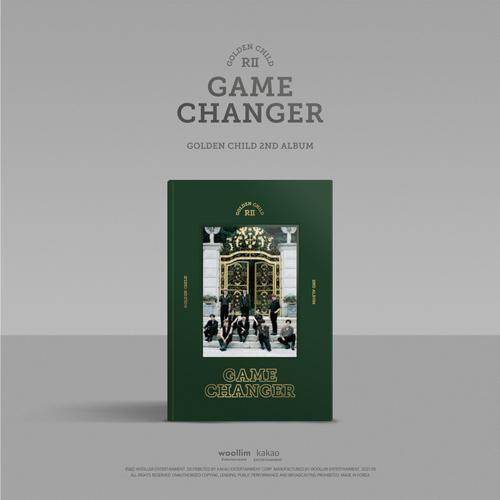 골든차일드 (Golden Child) - 2nd Album [Game Changer]  일반반 B Ver.
