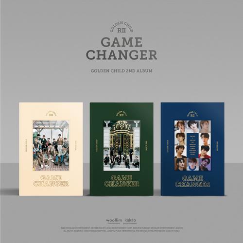 골든차일드 (Golden Child) - 2nd Album [Game Changer] 일반반 SET Ver.