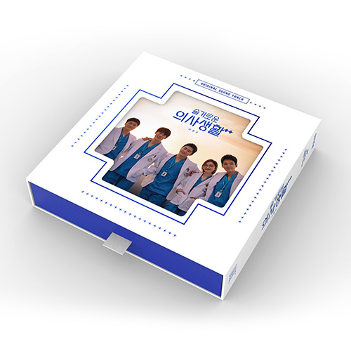TVN 드라마 슬기로운 의사생활 시즌2 OST (2CD)