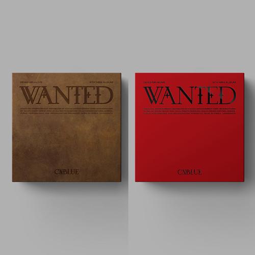 씨엔블루 (CNBLUE) - 9TH 미니앨범 [WANTED] (SET)